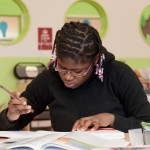 geconcentreerd leren